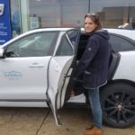 Hannes Dhaese bij Ostend Taxi